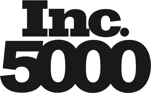 Inc. 5000 logo black