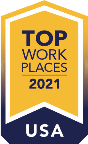 Denver Post top places to work award 2021
