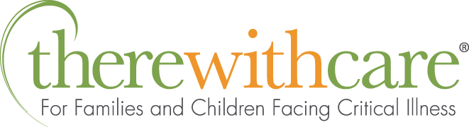 There with Care charity logo
