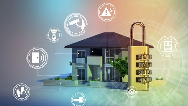 DIY home security to protect your home