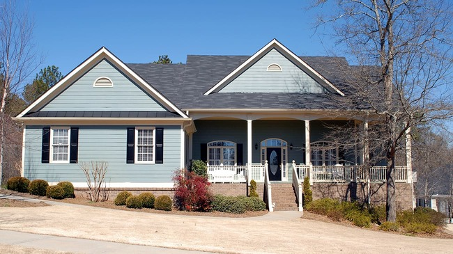 Blue home requires property deed