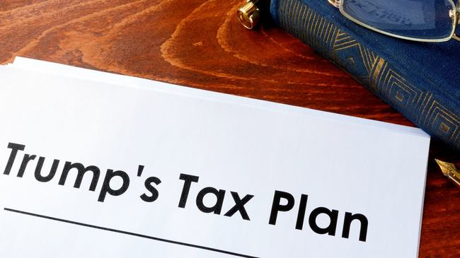 President Trump's 2018 tax plan