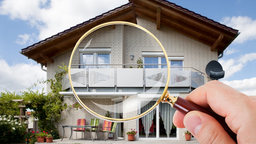 Inspecting your home before buying it