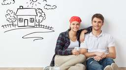 Home buyers thinking about buying a home