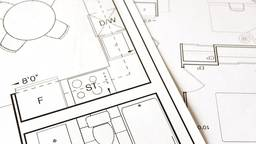 Plans for new home construction